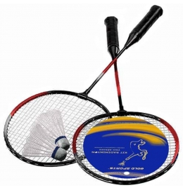 Kit Badminton Gold Sports