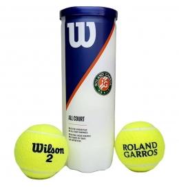 Bola Tênis Roland Garros Wilson