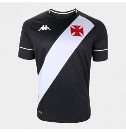 Camisa Vasco Preta Kappa 2020