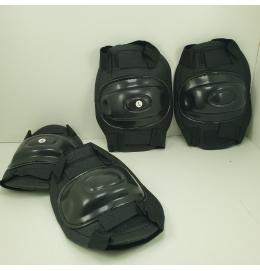 Kit Proteção Infantil  joelheira + cotoveleira MBE