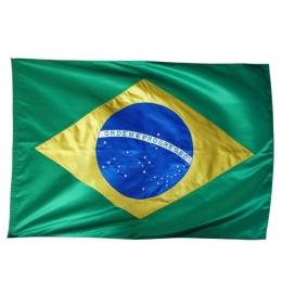 Bandeira Brasil Oficial 1,12 x 1,60 EXTERNA B1
