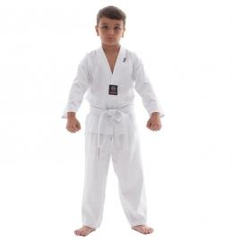 Kimono Taekwondo Branco inf Shogum