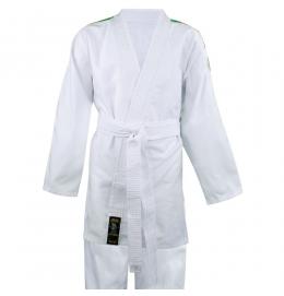 Kimono Judô Branco Infantil Shogum